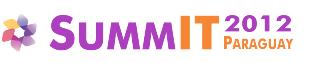 Logo SUMMIT 2012 Paraguay