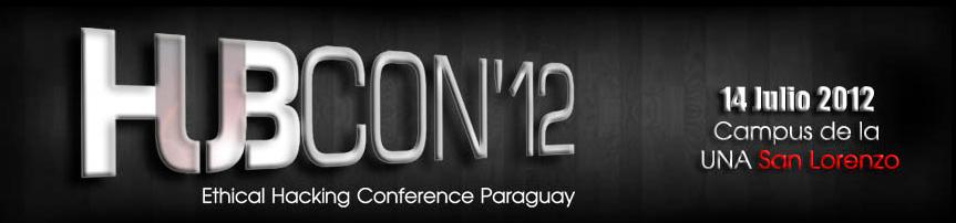 Logo del HubCon 2012 en Paraguay