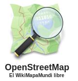 Logo de OpenStreetMap