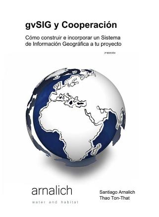 Libro sobre gvSIG