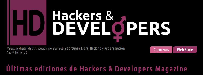 Hackers & Developers