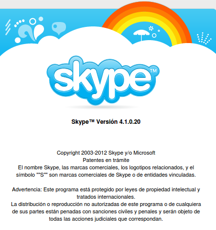 Skype 4.1 en Ubuntu 12.04