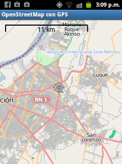 Android y OSM