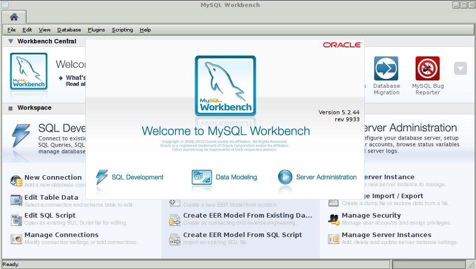 Instalar MySQL Workbench 5 2 44 desde PPA en Ubuntu 12 04 – Y el