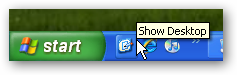 ShowDesktop WinXP