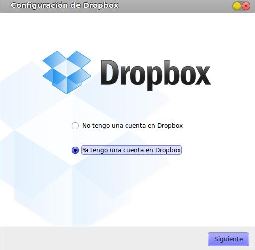 Cliente Dropbox en Ubuntu 12.04