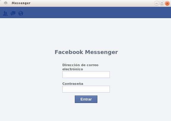 Facebook Messenger en Ubuntu 12.10