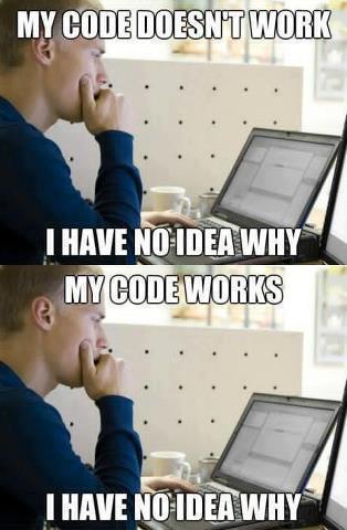 La realidad del desarrollador