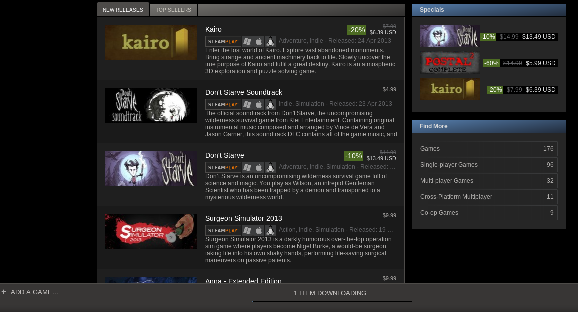 Steam en Ubuntu 13.04