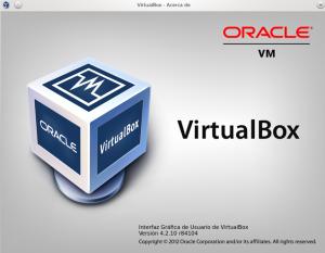 VirtualBox 4.2.10 en Ubuntu 12.10