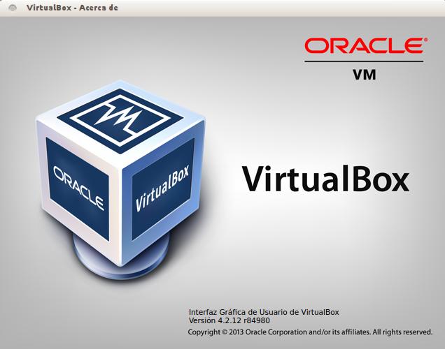 VirtualBox 4.2.12 en Ubuntu 13.04