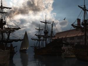 WallPaper de Barcos Veleros