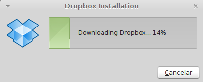 Instalando Dropbox en Linux Mint 15