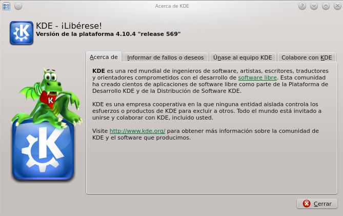 KDE SC 4.10.4 en openSUSE 12.3