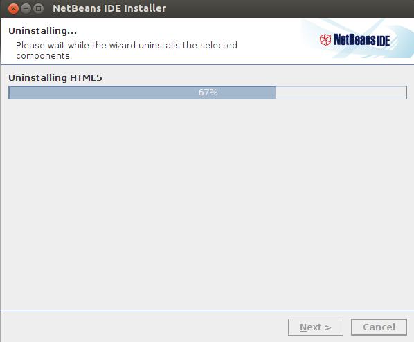 Desinstalar NetBeans en Ubuntu 13.04