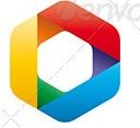 Logo de prueba de Compear OS