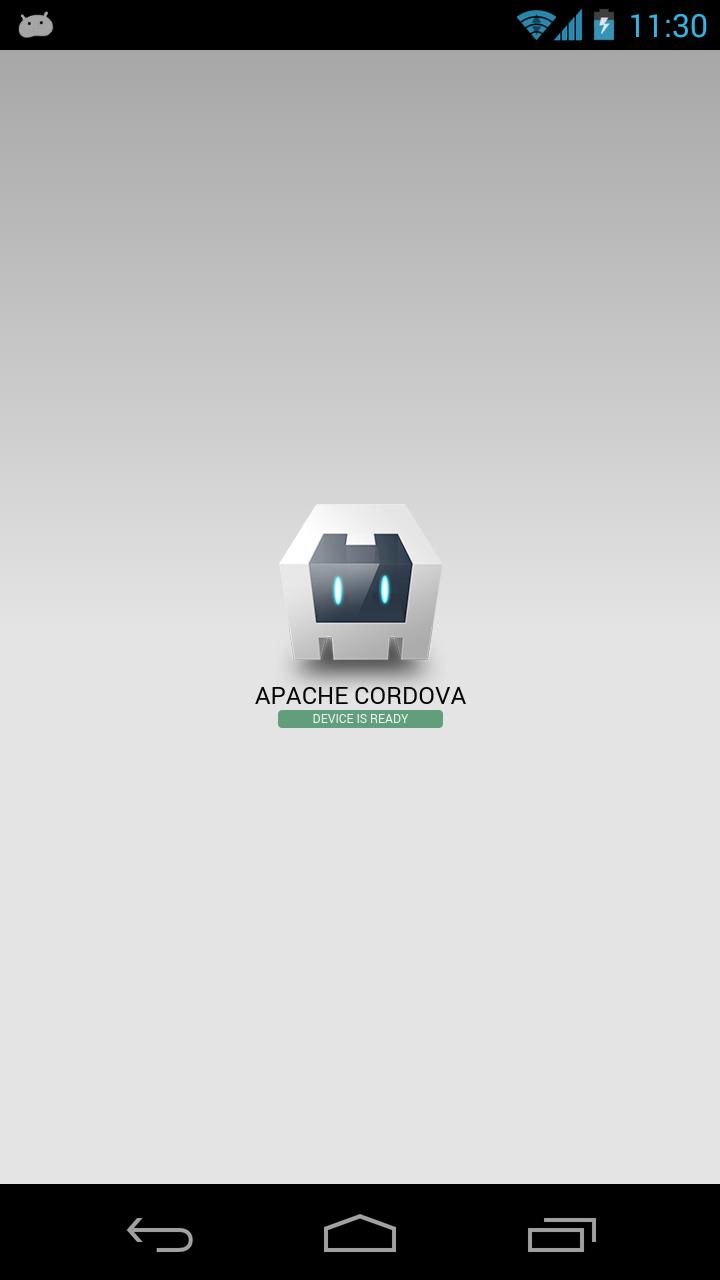 Usando Cordova en Debian Squeeze