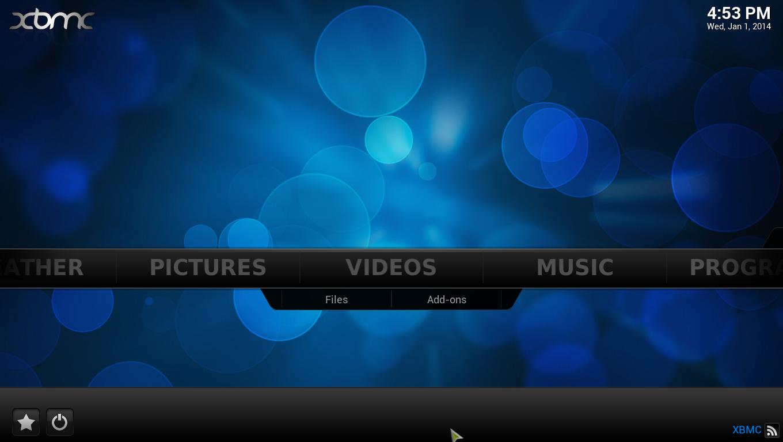 Usar XBMC en Ubuntu 13.10