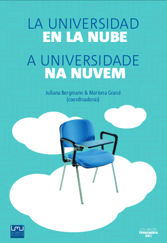 Libro La universidad en la nube