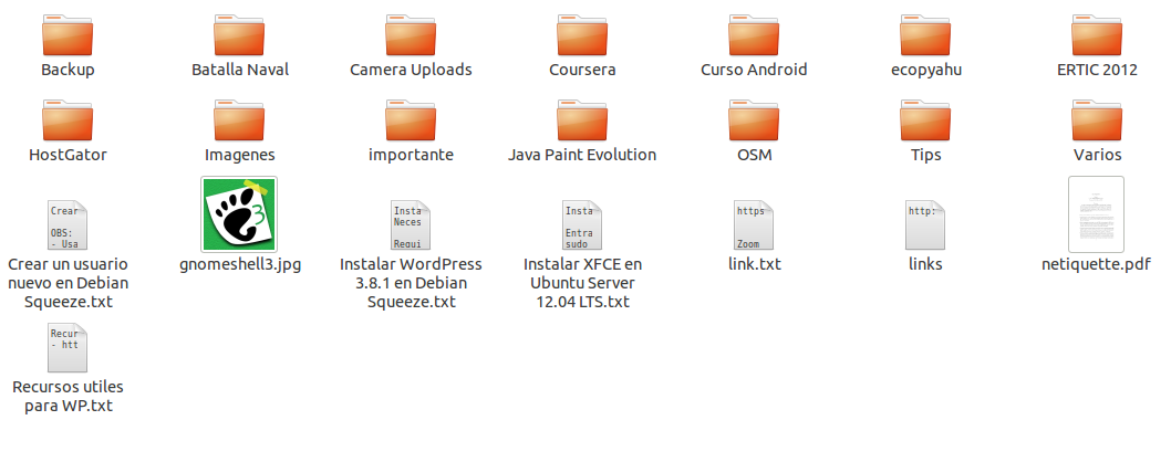 Dropbox en Ubuntu 14.04