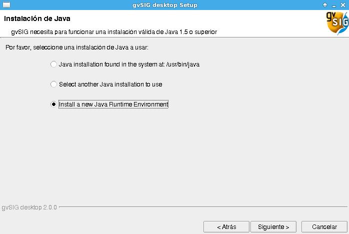 Instalar gvSIG 2.0 en Ubuntu 14.04 LTS de 64 bits