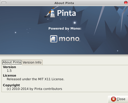 Pinta 1.5 en Debian Wheezy