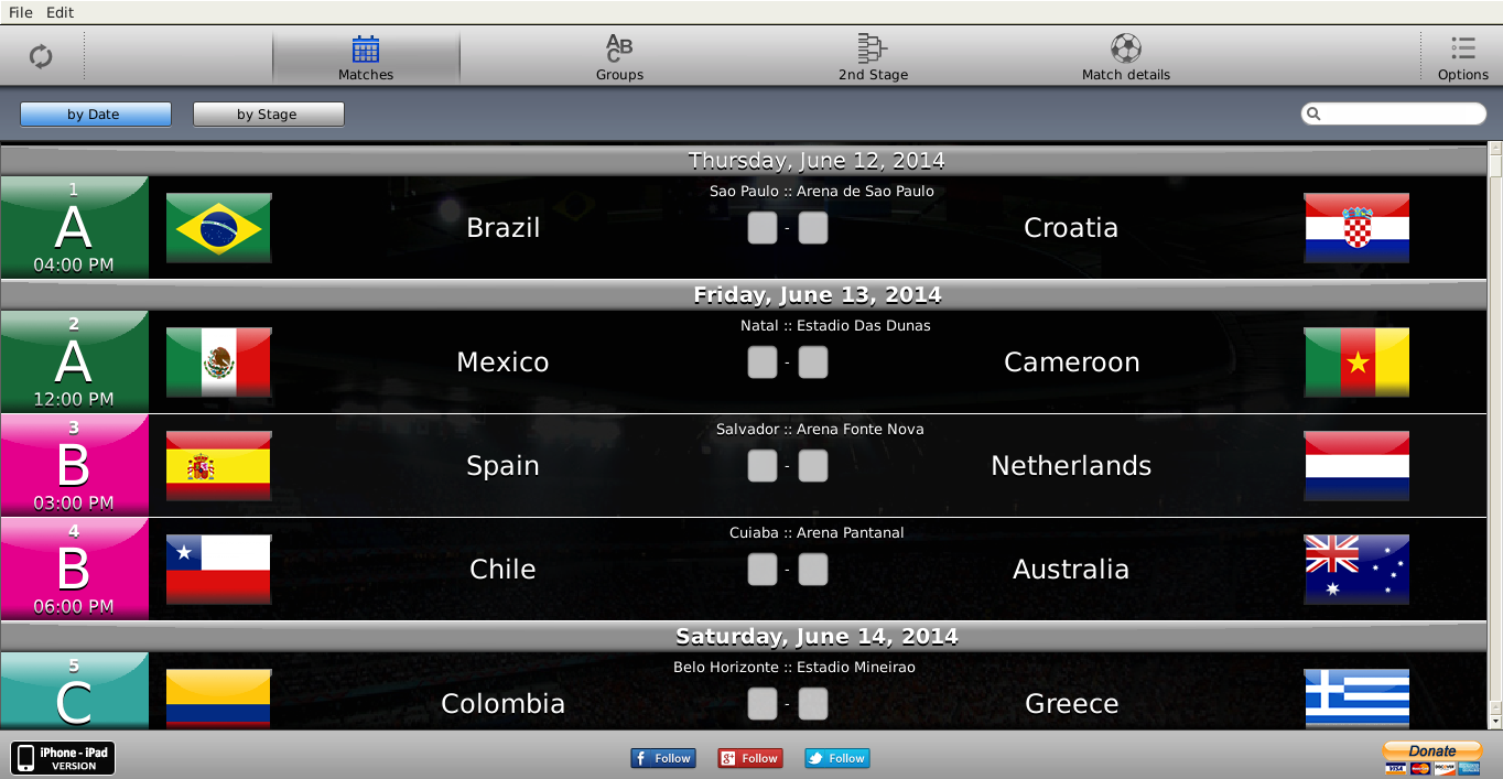 FIFA World Cup en Debian Wheezy