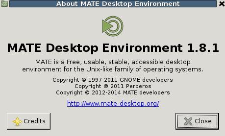 Mate 1.8.1 en Debian Wheezy
