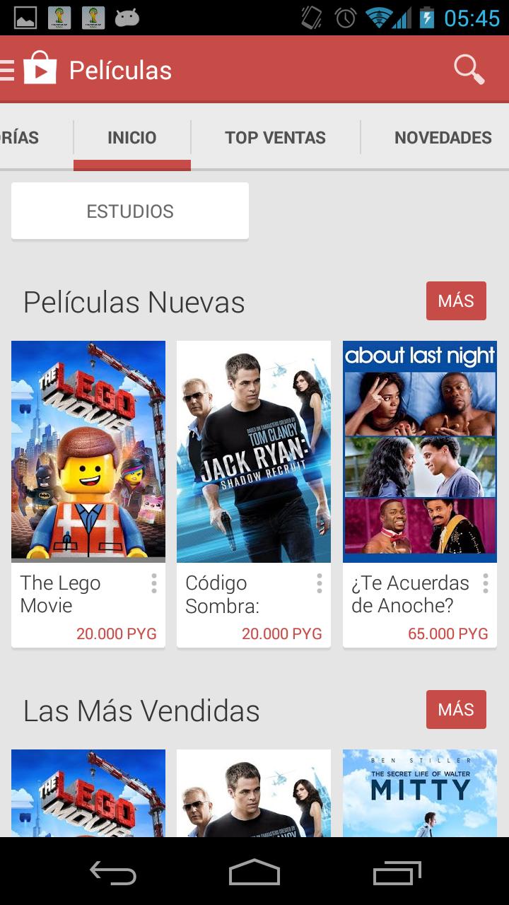 Películas en Google Play
