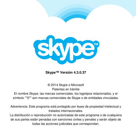 Skype 4.3.0 en Ubuntu 14.04 LTS