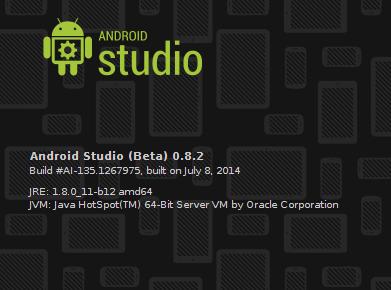 Android Studio en Debian Wheezy