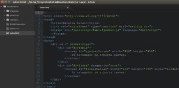 Atom en Ubuntu 14.10