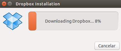 Descargar Dropbox para Ubuntu 14.10