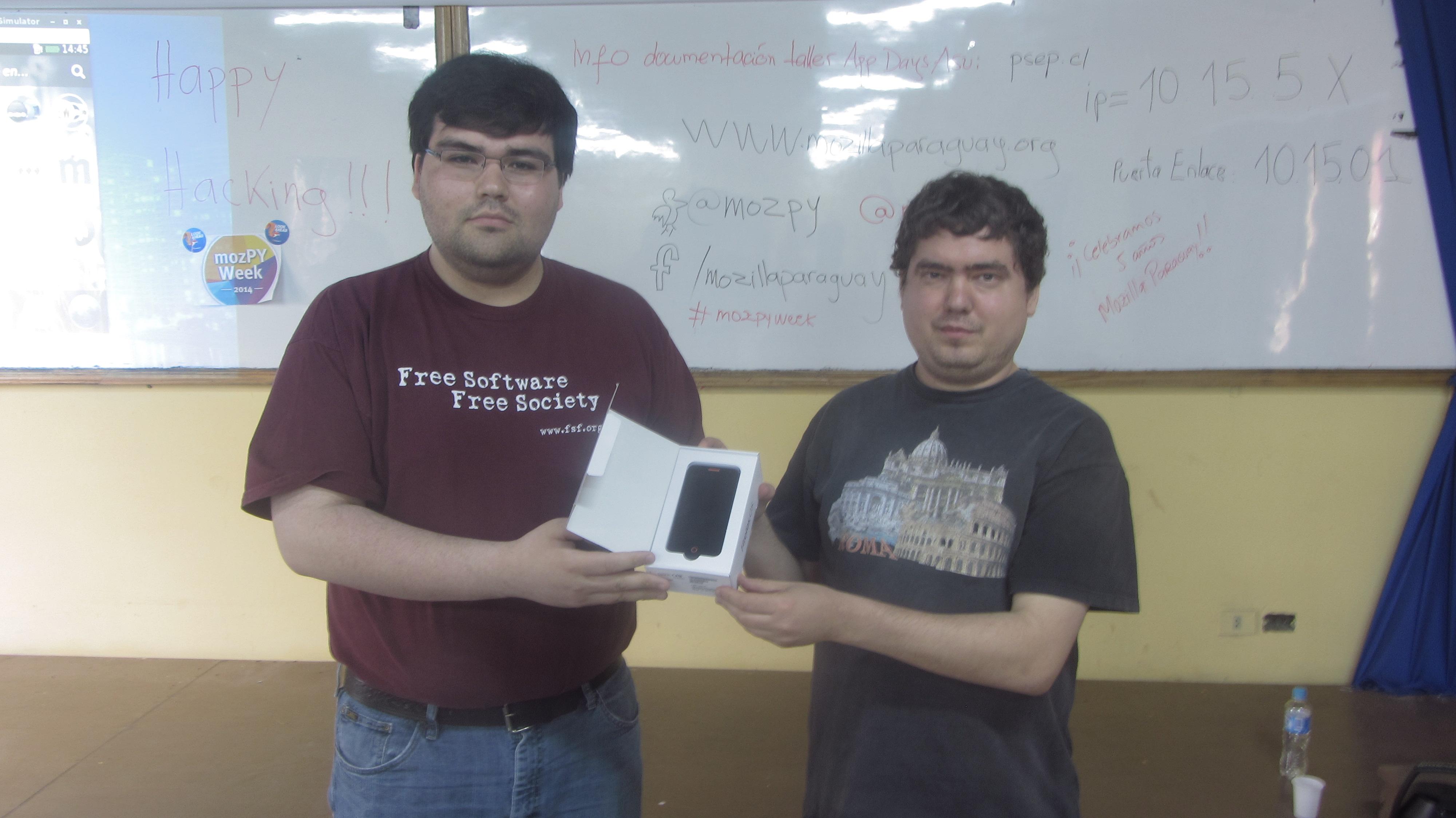 Firefox OS App Days Asunción