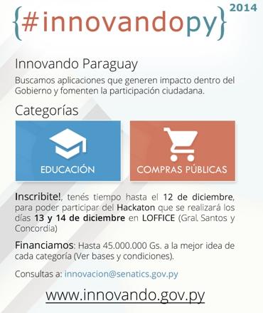 Innovando Paraguay 2014