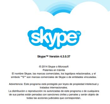 Skype 4.3.0 en Ubuntu 14.10