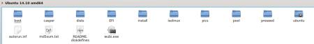 Montar ISO como unidad óptica en Ubuntu 14.04 LTS