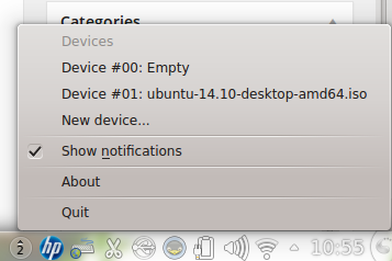 Usando CDEmu en Ubuntu 14.04 LTS