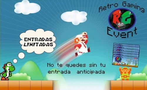 Retro Gaming Event