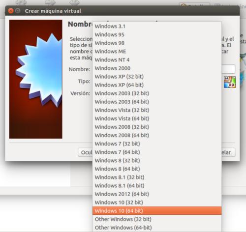 VirtualBox 4.3.22 ya tiene soporte para Windows 10 preview