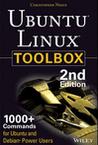 Portada del libro Ubuntu Linux Toolbox 2 edición