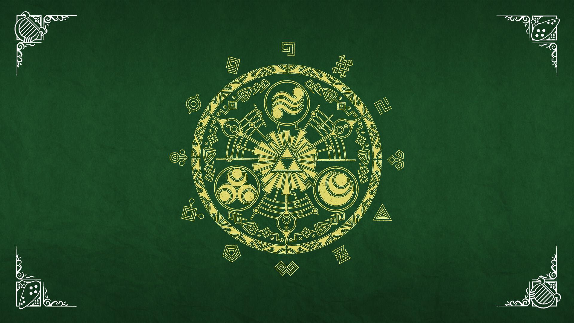 Wallpaper de la Leyenda de Zelda