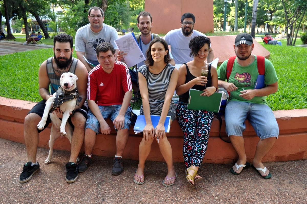 Lo que ocurrió el sábado 28 de febrero de 2015 - OSM Paraguay