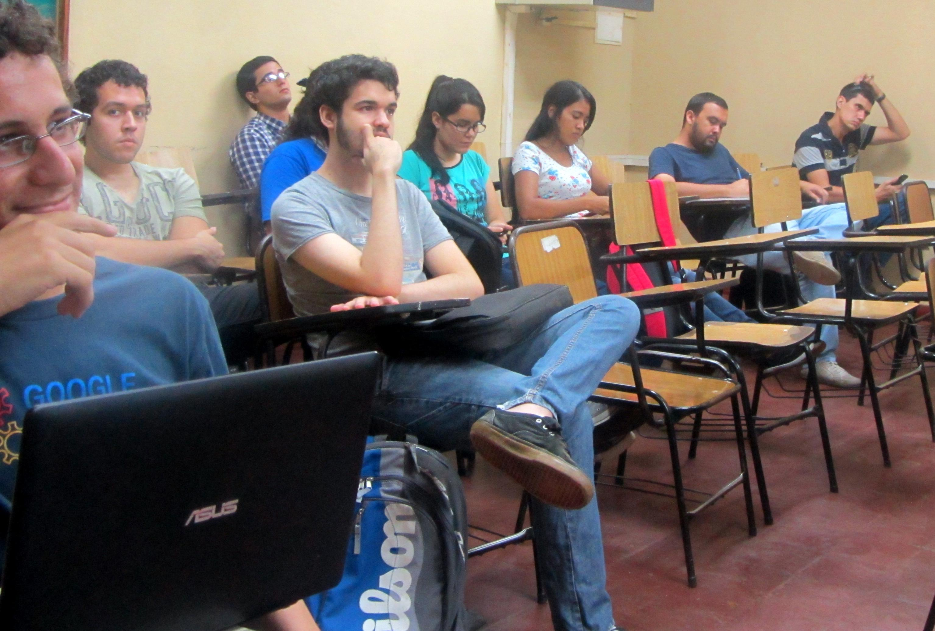 Charla informativa sobre Google Summer of Code
