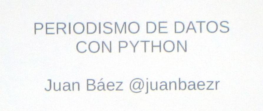 PyDayAsunción 2015