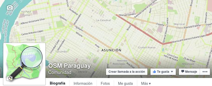OSM Paraguay