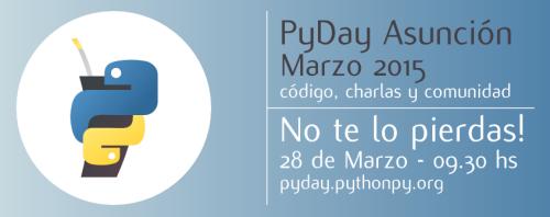 PyDayAsunción2015