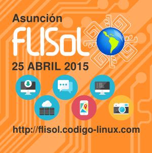 FLISoL 2015 Asunción Paraguay
