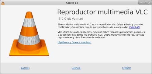 vlc 3.0.0 inestable en Ubuntu 14.10