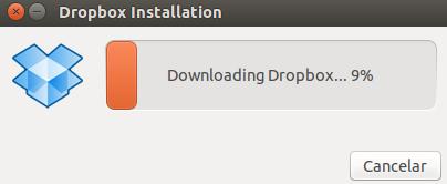 Descargar Dropbox para Ubuntu 15.04